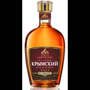 Бахчисарай Старый Крымский четырехлетний 0,5л