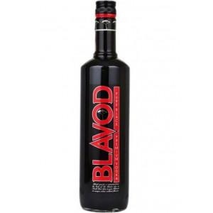 Черная водка Blavod Black