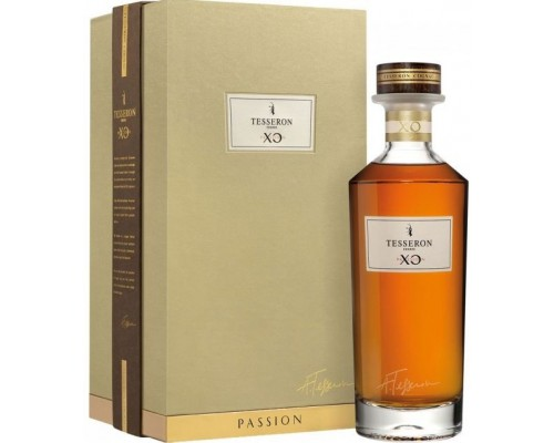 Tesseron Passion XO Cognac AOC in decanter & gift box 0.7 л