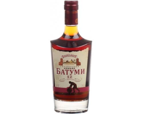 Коньяк Батуми 12 лет 0.5 л