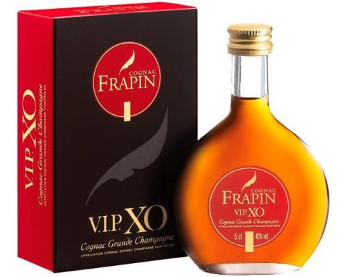 Frapin VIP XO Grande Champagne Premier Grand Cru Du Cognac with box 50 мл