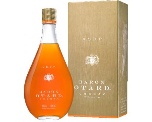 Коньяк Baron Otard VSOP gift box 1 л