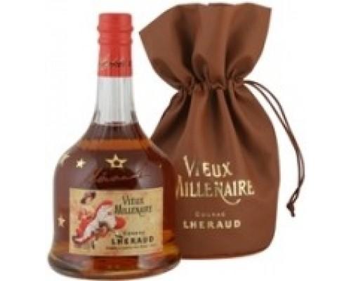 Lheraud Cognac Vieux Millenaire sac 0.7 л