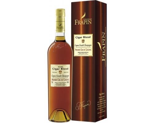 Frapin Cigar Blend Grande Champagne Premier Grand Cru Du Cognac with box 0.7 л