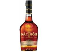 Коньяк Бастион 4-летний 0.5 л