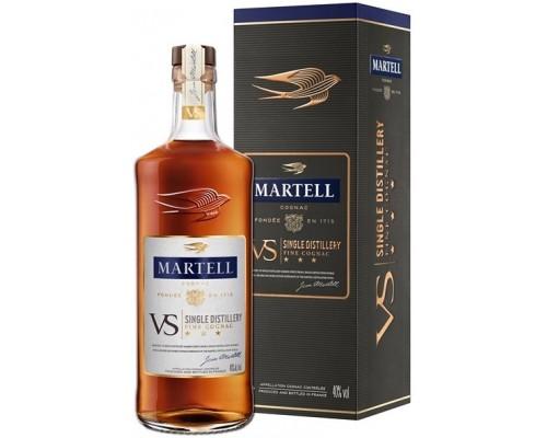 Коньяк Martell VS Single Distillery gift box 0.7 л