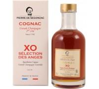 Коньяк Pierre de Segonzac XO Reserve Grande Champagne gift box 200 мл