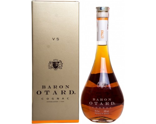 Коньяк Baron Otard V.S. 0.7 л