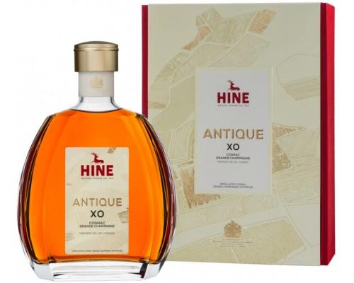 Коньяк Hine Antique XO with box 0.7 л