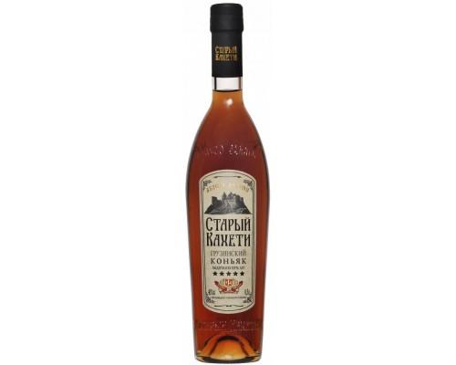Коньяк Старый Кахети 5-летний 0.5 л