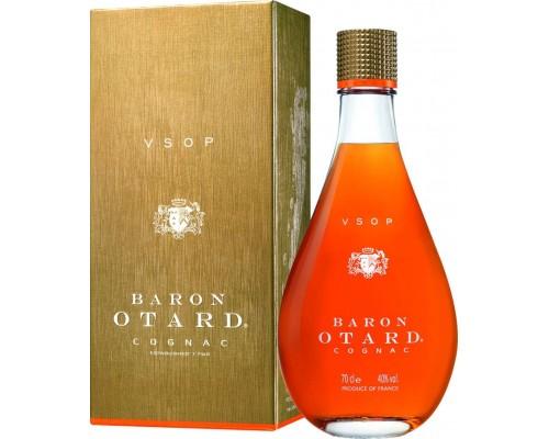 Коньяк Baron Otard VSOP gift box 0.7 л