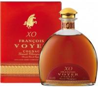 Francois Voyer XO Gold Grande Champagne Premier Cru de Cognac gift box 0.7 л