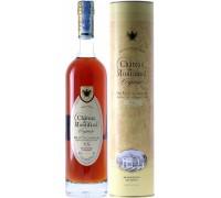 Коньяк Chateau de Montifaud V.S. Fine Petite Champagne AOC in tube 0.5 л