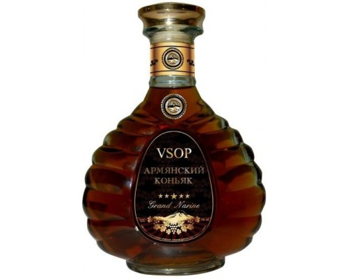 Коньяк Grand Narine VSOP 5 years old 250 мл