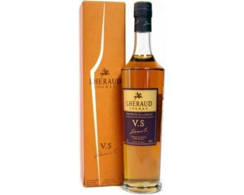 Lheraud Cognac VS 0.5 л