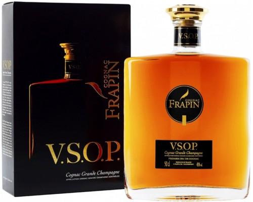 Frapin V.S.O.P. Grande Champagne Premier Grand Cru Du Cognac (in box) 0.5 л