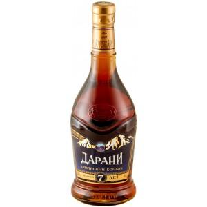 Коньяк Дарани 7-летний 0.75 л