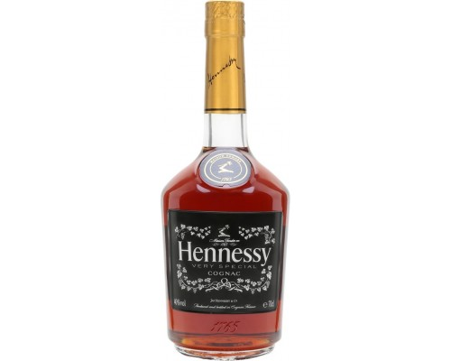 Коньяк Hennessy V.S. Luminous 0.7 л