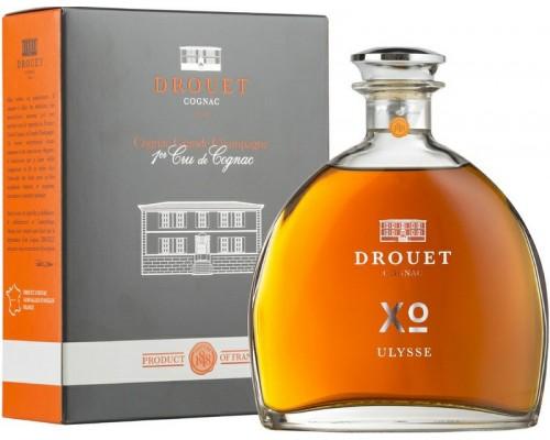 Drouet Ulysse XO Cognac Grande Champagne AOC gift box 0.7 л