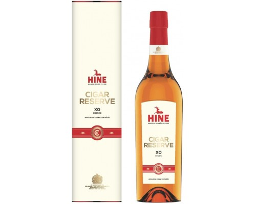Коньяк Hine Cigar Reserve  with box 0.7 л