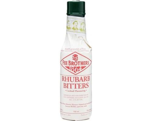 Ликер Fee Brothers Rhubarb Bitters 150 мл