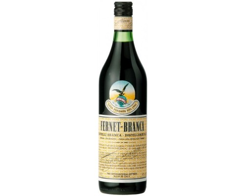 Ликер Fernet Branca 0.7 л