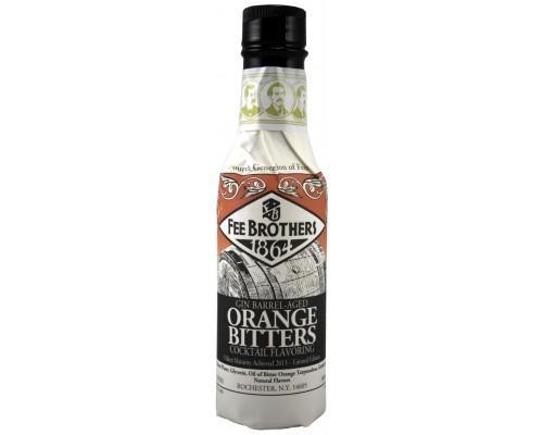 Ликер Fee Brothers Gin Barrel-Aged Orange Bitters 150 мл