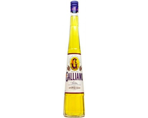 Ликер Galliano Vanilla 0.7 л