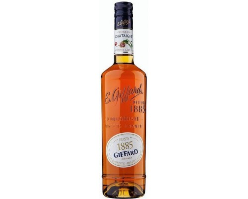 Ликер Giffard Creme de Chataigne 0.7 л