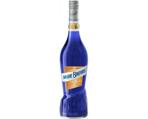 Ликер Marie Brizard Curacao Bleu 0.7 л