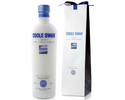 Ликер Coole Swan gift box 1 л