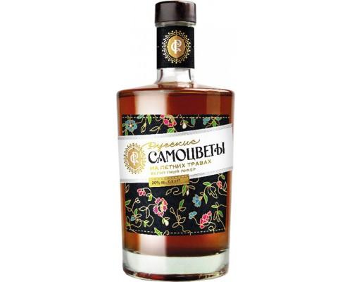 Ликер Russian Gems Summer Herbs 0.5 л