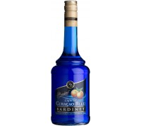 Ликер Bardinet Curacao Bleu 0.7 л