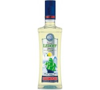 Ликер Graf Ledoff Lemon Bitter 0.5 л