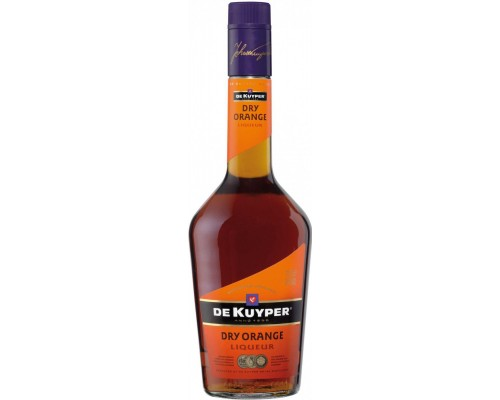 Ликер De Kuyper Dry Orange 0.7 л