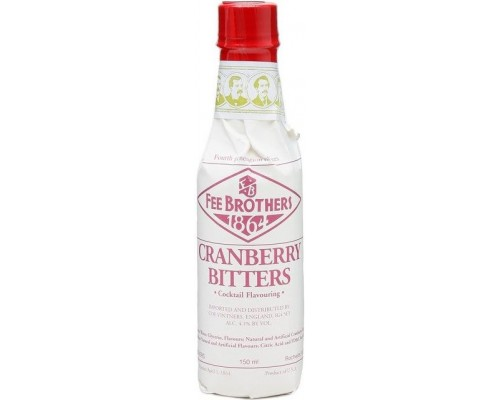 Ликер Fee Brothers Cranberry Bitters 150 мл