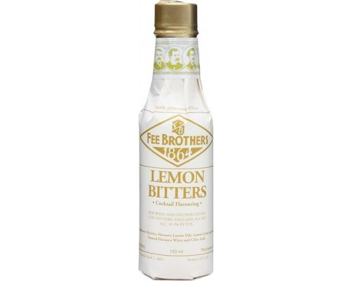Ликер Fee Brothers Lemon Bitters 150 мл