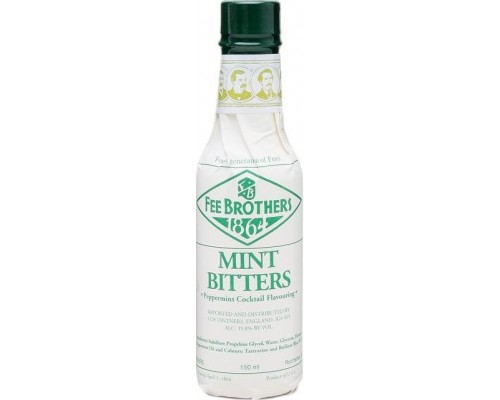 Ликер Fee Brothers Mint Bitters 150 мл