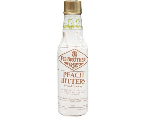 Ликер Fee Brothers Peach Bitters 150 мл