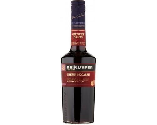 Ликер De Kuyper Creme de Cassis 0.7 л