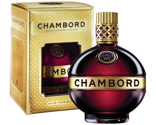 Ликер Chambord gift box 0.5 л