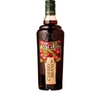 Ликер Pages Cherry Brandy 0.7 л