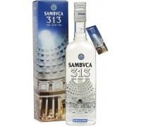 Ликер Pallini Sambvca 313 gift box 0.7 л