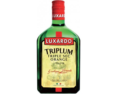 Ликер Luxardo Triplum Triple Sec Orange 0.75 л