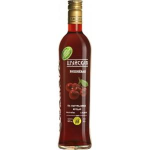 Ликер Шуйская вишневая настойка сладкая 0.5 л