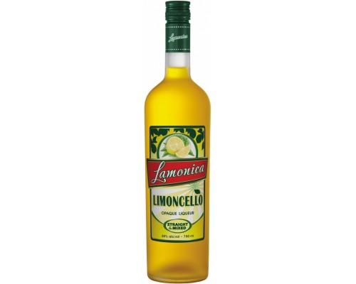 Ликер Lamonica Limoncello 0.75 л