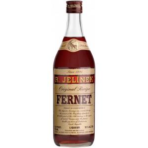 Ликер R. Jelinek Fernet 0.75 л