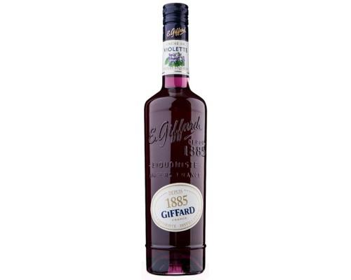 Ликер Giffard Creme de Violette 0.7 л