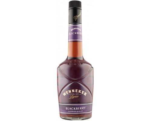 Ликер Wenneker Blackberry 0.7 л