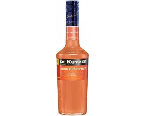 Ликер De Kuyper Sour Grapefruit 0.7 л